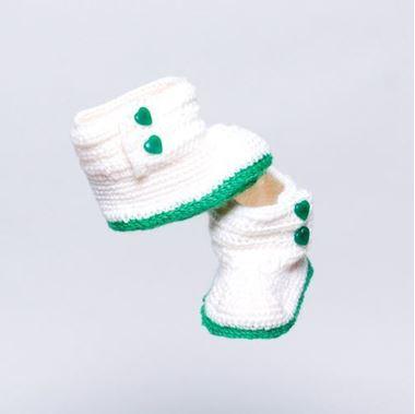 Obrázek z dětské botky