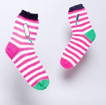 Picture of pletené ponožky
