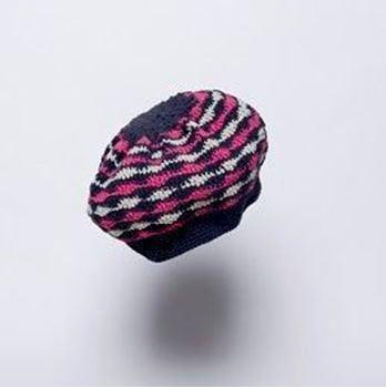 Obrázek pletený baret