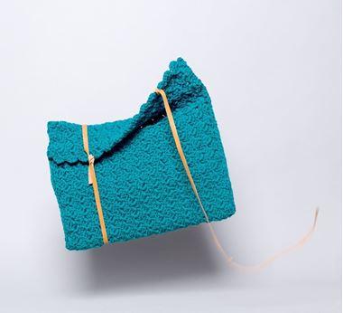 Obrázek z pletený obal