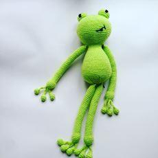 Obrázek z pan žabák
