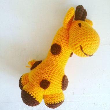 Obrázek z žirafa